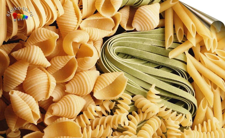 Сколько калорий в Макаронах