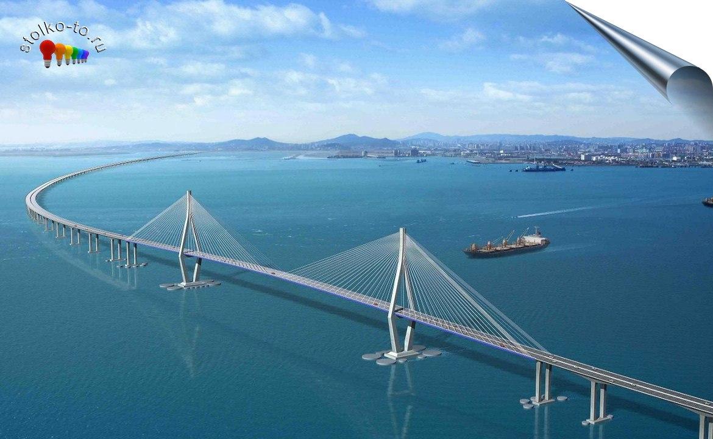Как сделать крымский мост 8