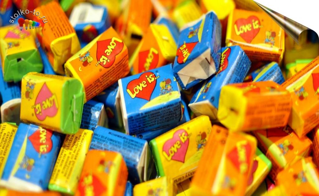 Сколько можно жевать жвачку