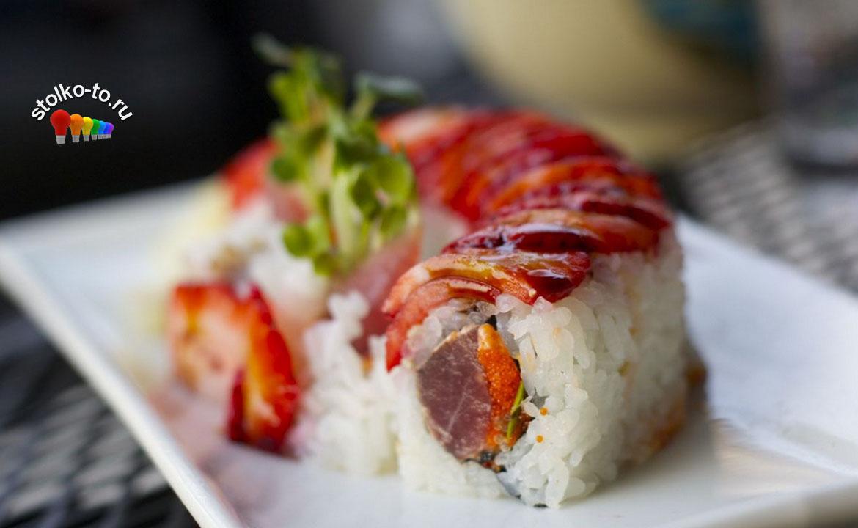 Сколько можно хранить суши/роллы