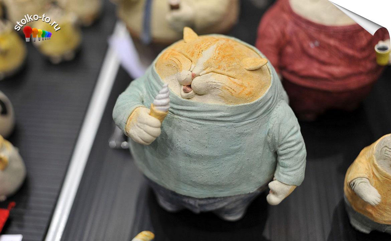 Сколько весит кот