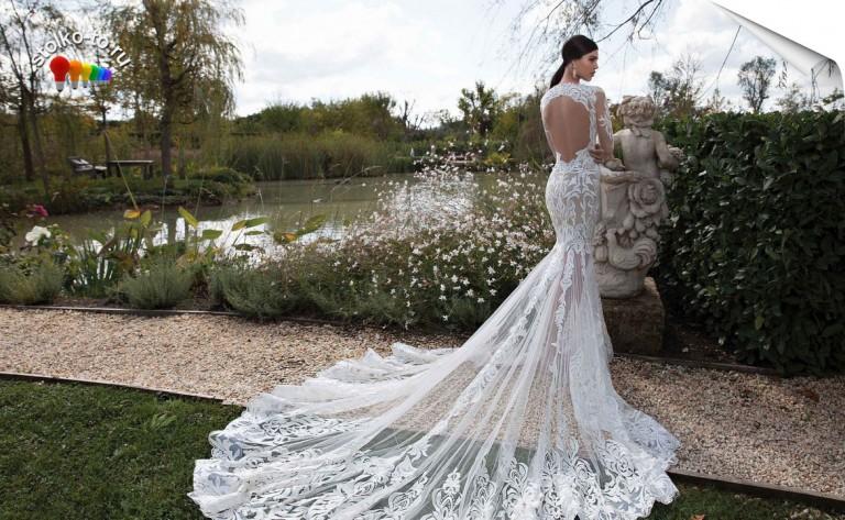Пышные свадебные платья своими руками