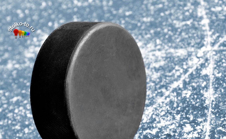 Сколько весит хоккейная шайба