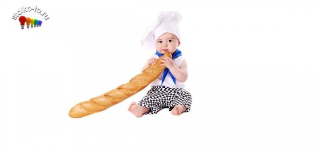Насколько полезен хлеб