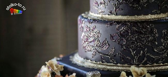 Сколько весит свадебный торт