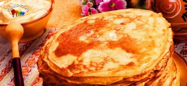 Масленица: традиции, рецепты