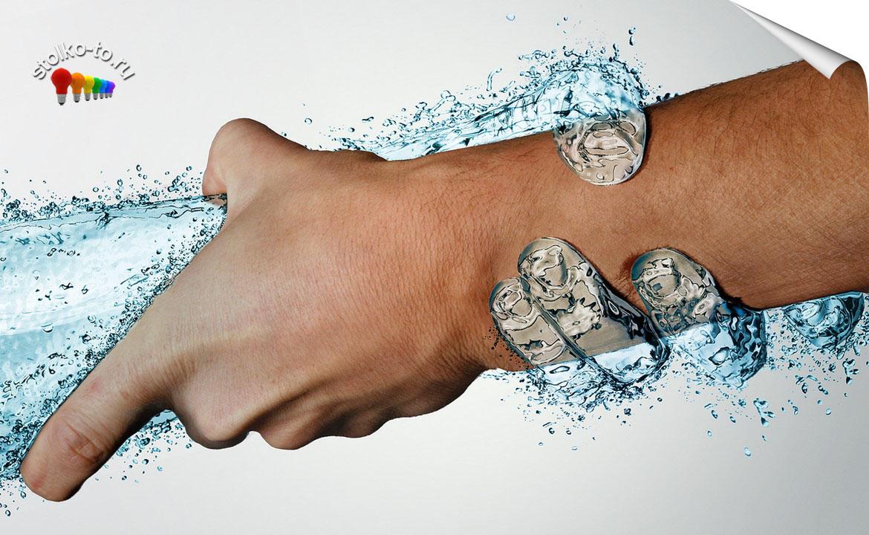 Насколько важна вода для человека