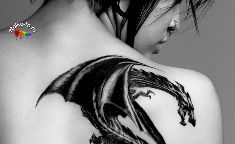Насколько больно делать татуировку