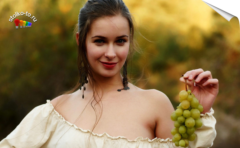 Насколько полезен виноград