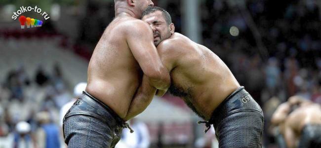 Топ 10 странных видов спорта